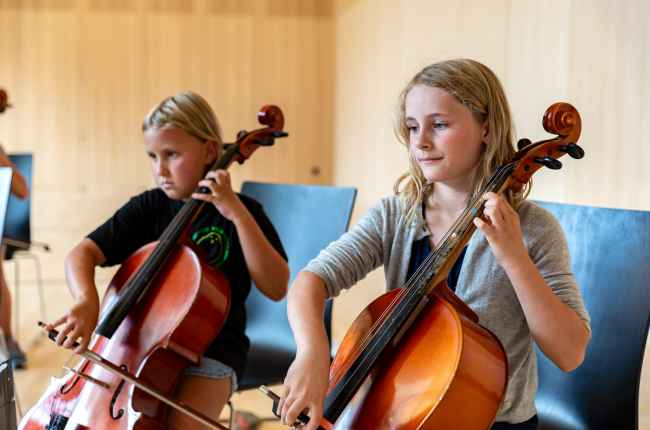 1. Bregenzerwälder Fiddle School